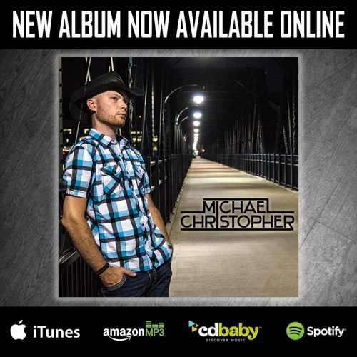 Michael Christopher Album Promo